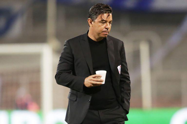 Marcelo Gallardo habló tras el triunfo ante Atlético Tucumán y expresó sus sensaciones de lo que será un nuevo cruce entre River y Boca por los octavos de final
