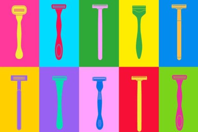 King Camp Gillette se hizo rico vendiendo las delgadas cuchillas que están en el interior de la máquinas de afeitar