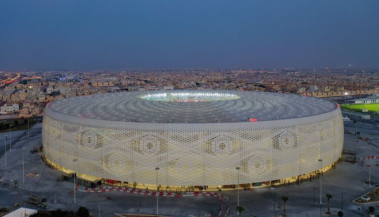 A casi un año del puntapié inicial, se inauguró el sexto estadio mundialista