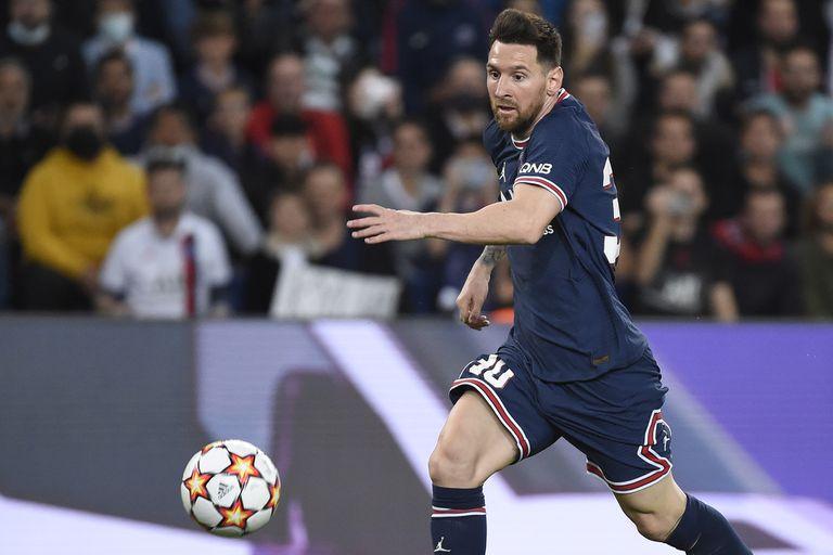 Lionel Messi en PSG: el minuto a minuto de su primer clásico ante Marsella
