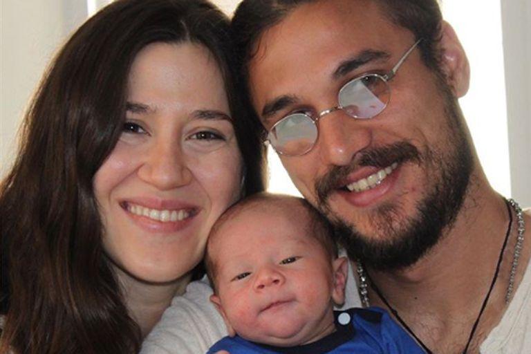 Daniel Osvaldo sorprendió con un mensaje por el Día de la Madre donde incluyó a Jimena Barón