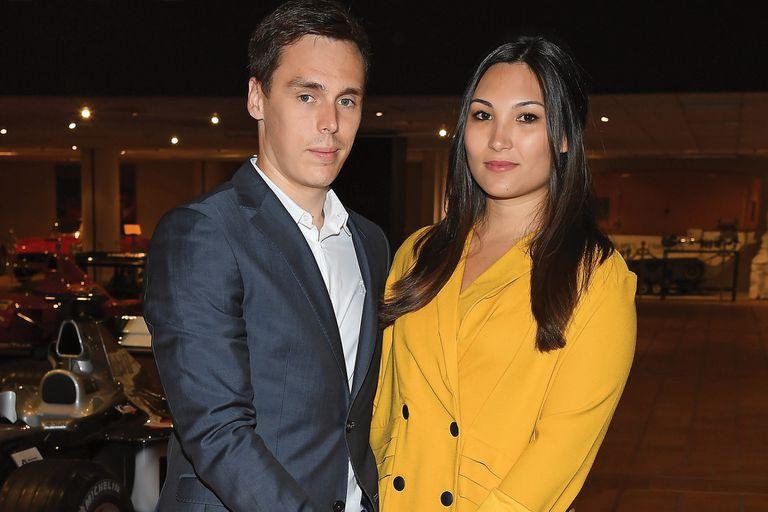Charlotte Casiraghi y su primo, Louis Doucret ultiman los detalles de sus casamientos. En la foto, el hijo mayor de Estefanía de Mónaco y su prometida, Marie Chevallier