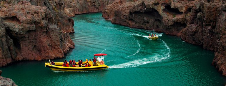 Puerto Deseado, el paisaje patagónico menos explorado
