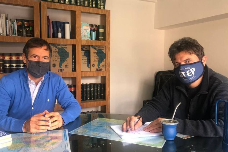 Juan Grabois vuelve a insistir con su proyecto de salario universal