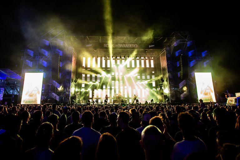 El fin de semana largo se llevó a cabo una nueva edición del festival Rock en Baradero