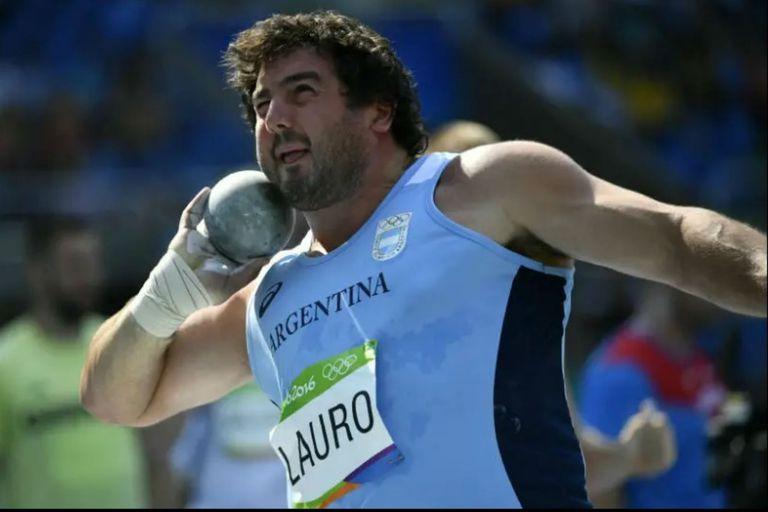 Germán Lauro, olímpico en Londres 2012 y Río 2016