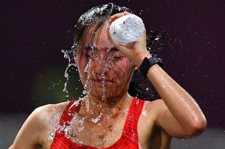 """Atletismo. """"Catástrofe"""" y las 40 sobrevivientes: señales del Mundial más duro"""
