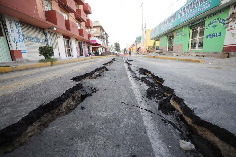 México: cómo es la vida después del terremoto