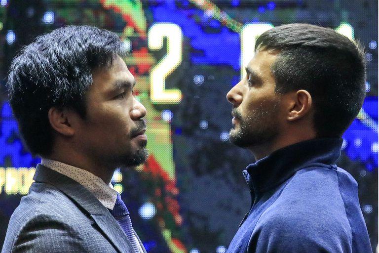 Los cinco KO más impactantes de Lucas Matthysse y Manny Pacquiao