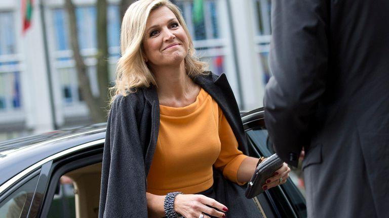 Máxima Zorreguieta visitará por primera vez al país como reina de Holanda