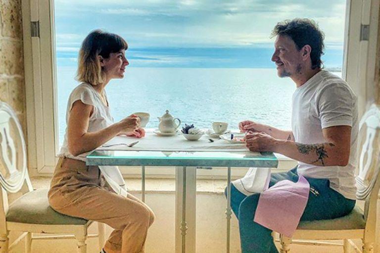 Nicolás Vázquez y su novia, Gimena Accardi hicieron un posteo muy especial