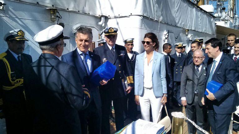 """Macri, en el 9 de Julio: """"Estamos listos para un rol protagónico en el mundo"""""""