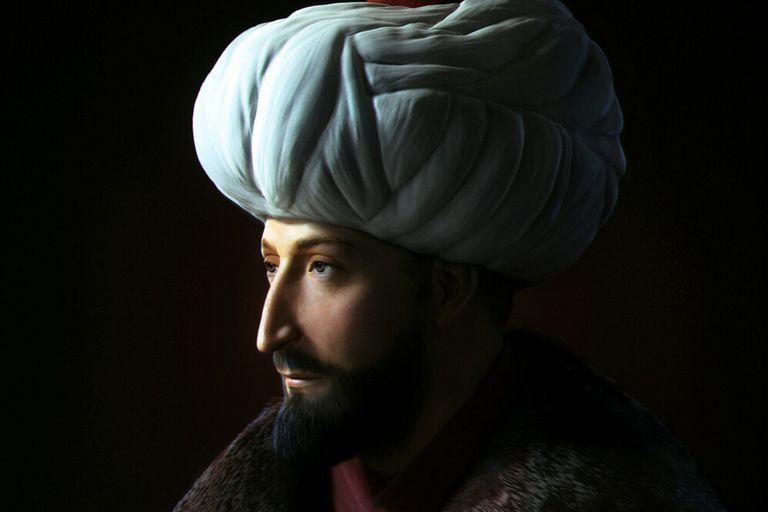 Mehmed II conquistó Constantinopla con tan solo 21 años