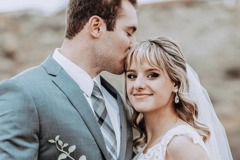 La joven se casó a los 19 años, dos años después se convirtió en madre por primera vez