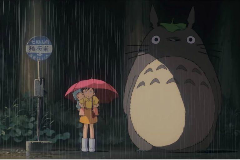 Mi vecino Totoro está en la primer tanda de películas que se sumarán a la plataforma el primero de febrero