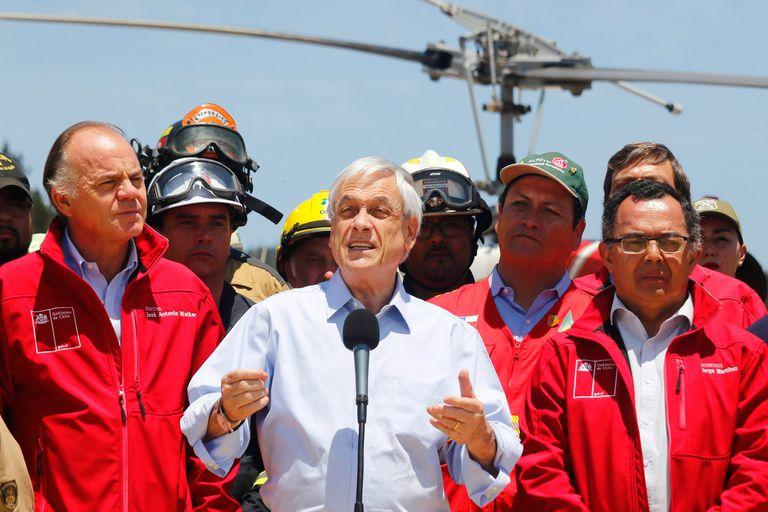 Chile. Piñera reconoció que se incumplieron protocolos del uso de la fuerza