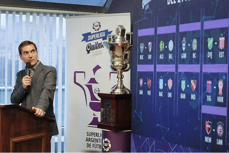 Mariano Elizondo es el CEO de la Superliga; la trivia, desarrollada por la empresa Ball To Ball, demandó una inversión de US$250.000
