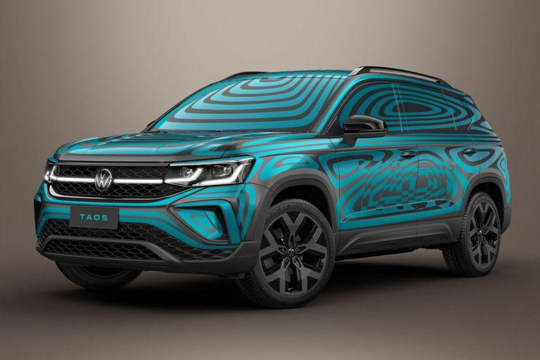 Volkswagen Taos. Lo que hay que saber del modelo que se fabricará en Argentina