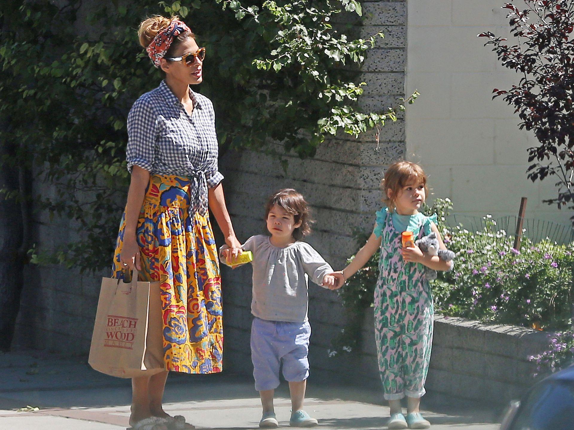 Mendes permanece retirada de la actuación desde 2014, para dedicarse a sus hijas y a su marca de ropa