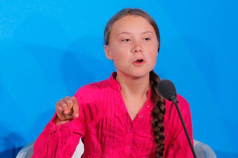 Greta Thunberg es la cara visible de un movimiento que reúne a miles de jóvenes en defensa del medio ambiente contra el cambio climático