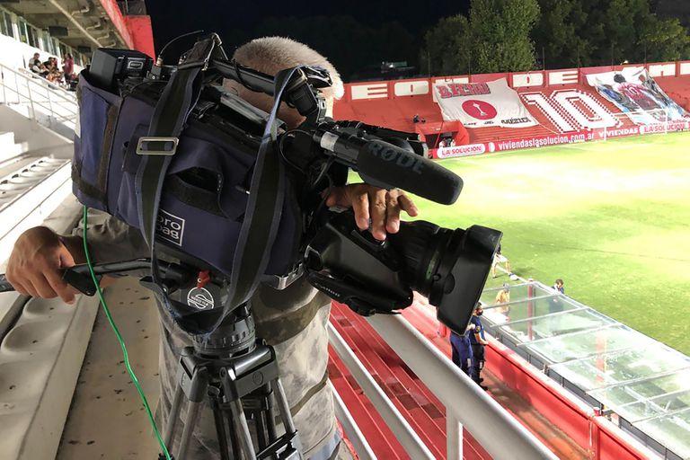 Fútbol y TV Pública. Nueva identidad y transmisión previa: así fue el regreso