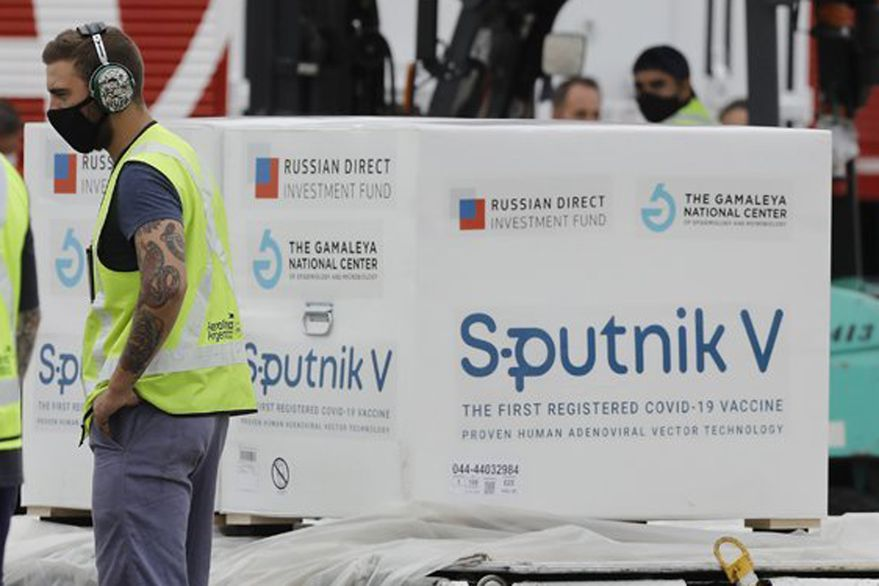 Sputnik V: el laboratorio Richmond mandó las primeras dosis de prueba a Rusia y estima comenzar la producción en la Argentina en junio