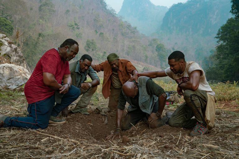 Netflix: Spike Lee vuelve con un film de aventuras con contenido político
