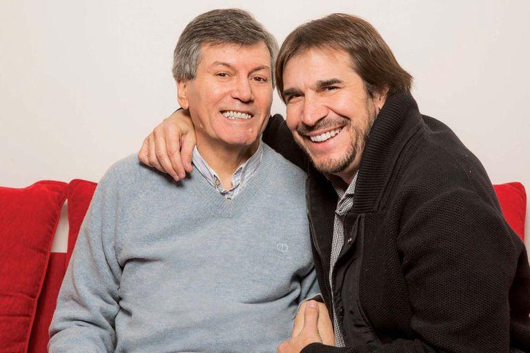 """Faroni, sobre Carlín Calvo: """"Quería volver a escuchar el aplauso de la gente"""""""