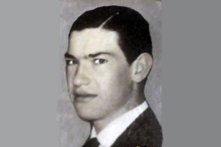 """Julio Ferri era tan blanco que lo apodaban """"El Alemancito"""""""