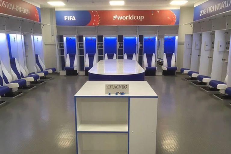 Mundial 2018: la selección japonesa limpió el vestuario antes de partir