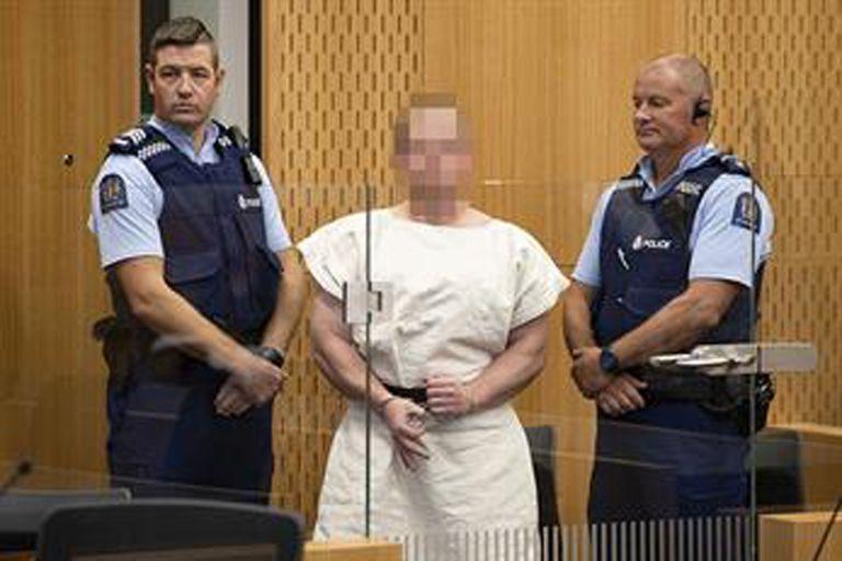 Nueva Zelanda: supremacista blanco que atacó las mezquitas afrontará 89 cargos