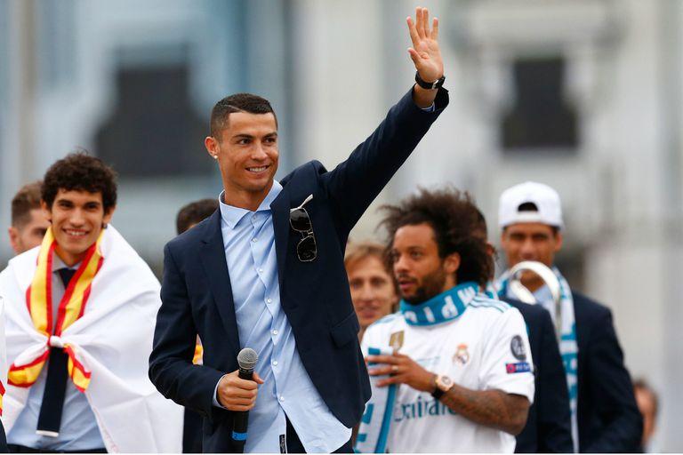 Un día demasiado agitado en Madrid para despedir a Cristiano Ronaldo