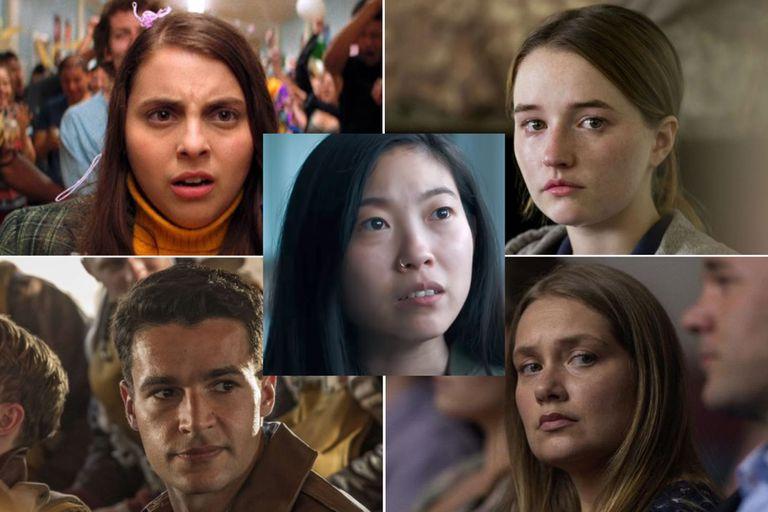 Cinco caras nuevas nominadas a los Globos de Oro