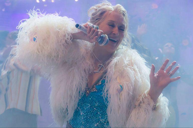 Meryl Streep: la inesperada reina del musical vuelve a robarse todas las miradas