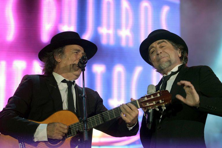 Serrat y Sabina volverán a la Argentina con su gira No hay dos sin tres