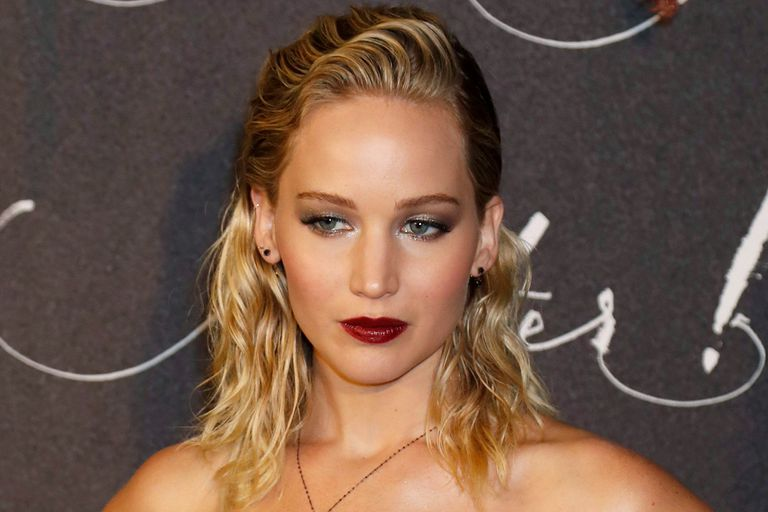 Accidentada: Jennifer Lawrence sufrió heridas en el set de Don't Look Up