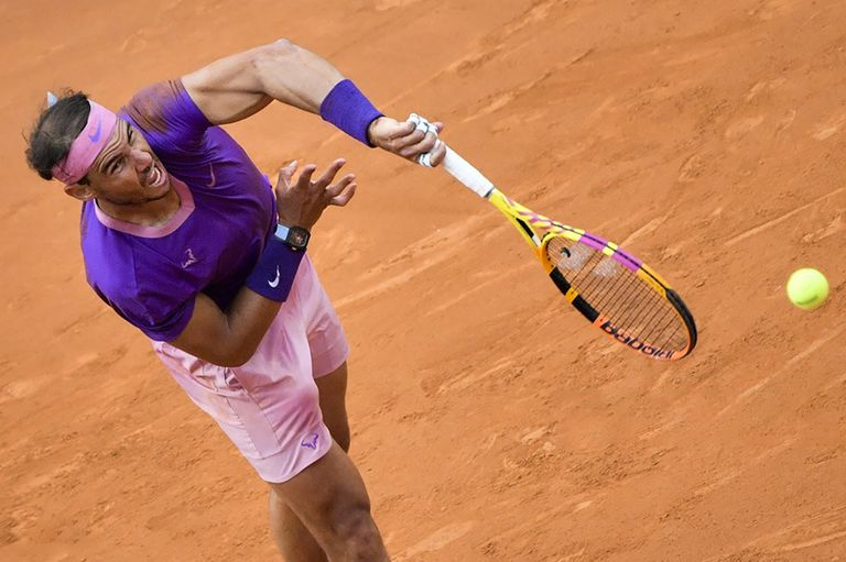 Rafael Nadal, a la caza del Grand Slam número 21