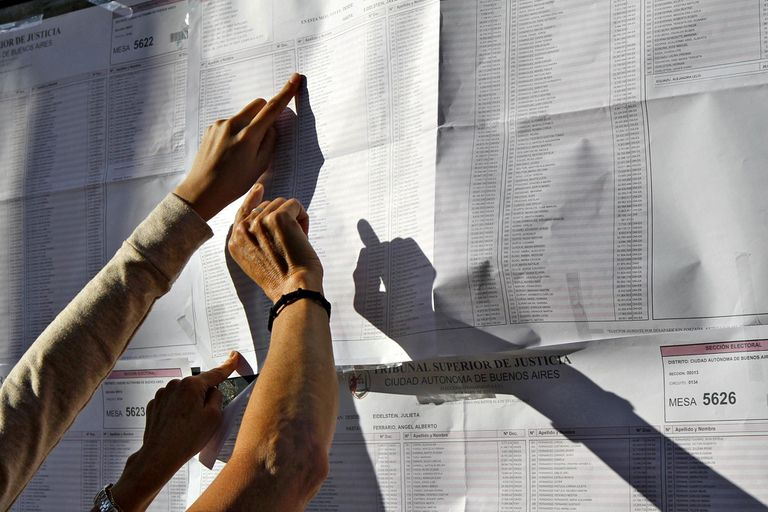 Consultá el padrón electoral 2021 para las Elecciones en la Argentina