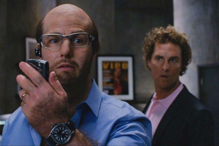 Tom Cruise en un hilarante papel en Una guerra de película