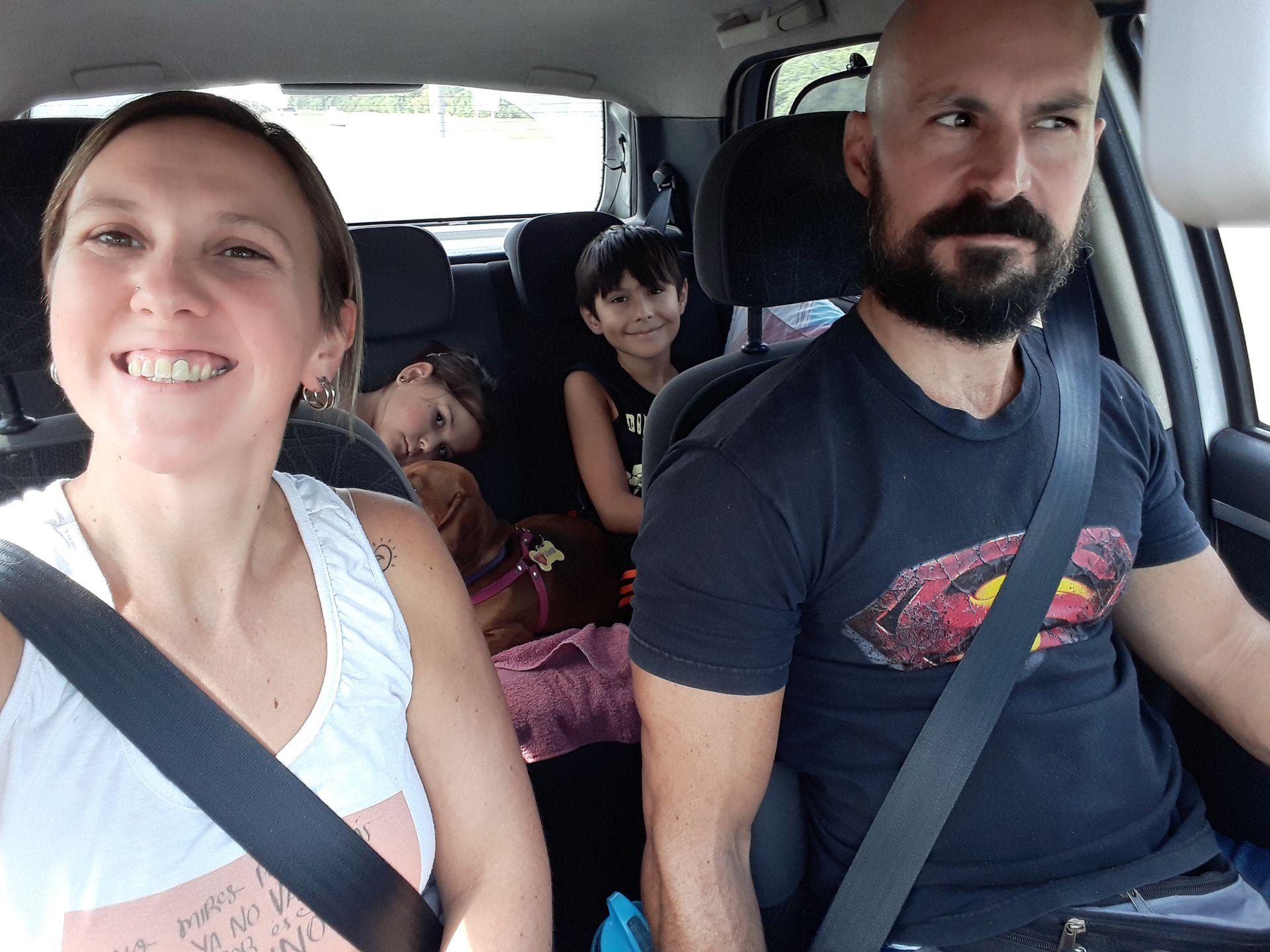 Federico Heuck junto con su familia migraron a Villa Gesell, decididos a trabajar de lo que fuera