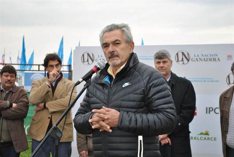 Amadeo Nicora, actual presidente del INTA