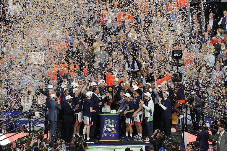 La Universidad de Virginia se consagró campeón de la NCAA por primera vez
