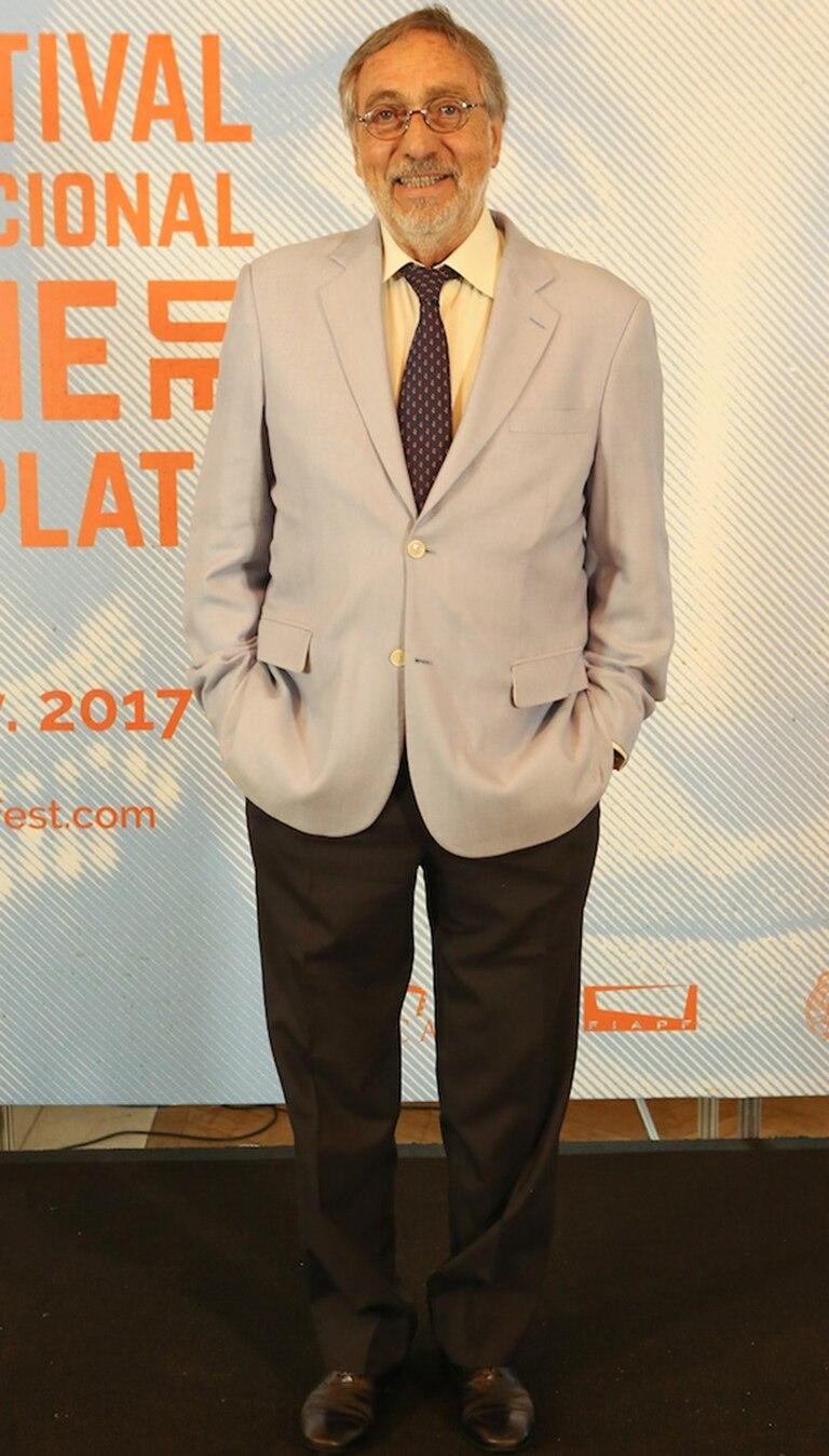 Luis Brandoni, otra figura emblemática del cine nacional