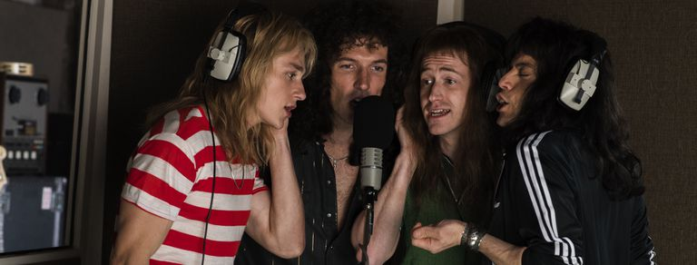 El rodaje de Bohemian Rhapsody: peleas, polémicas y la palabra de los actores