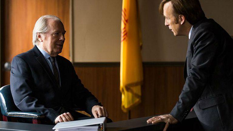 Michael McKean y un duelo actoral imperdible con Bob Odenkirk en Better Call Saul