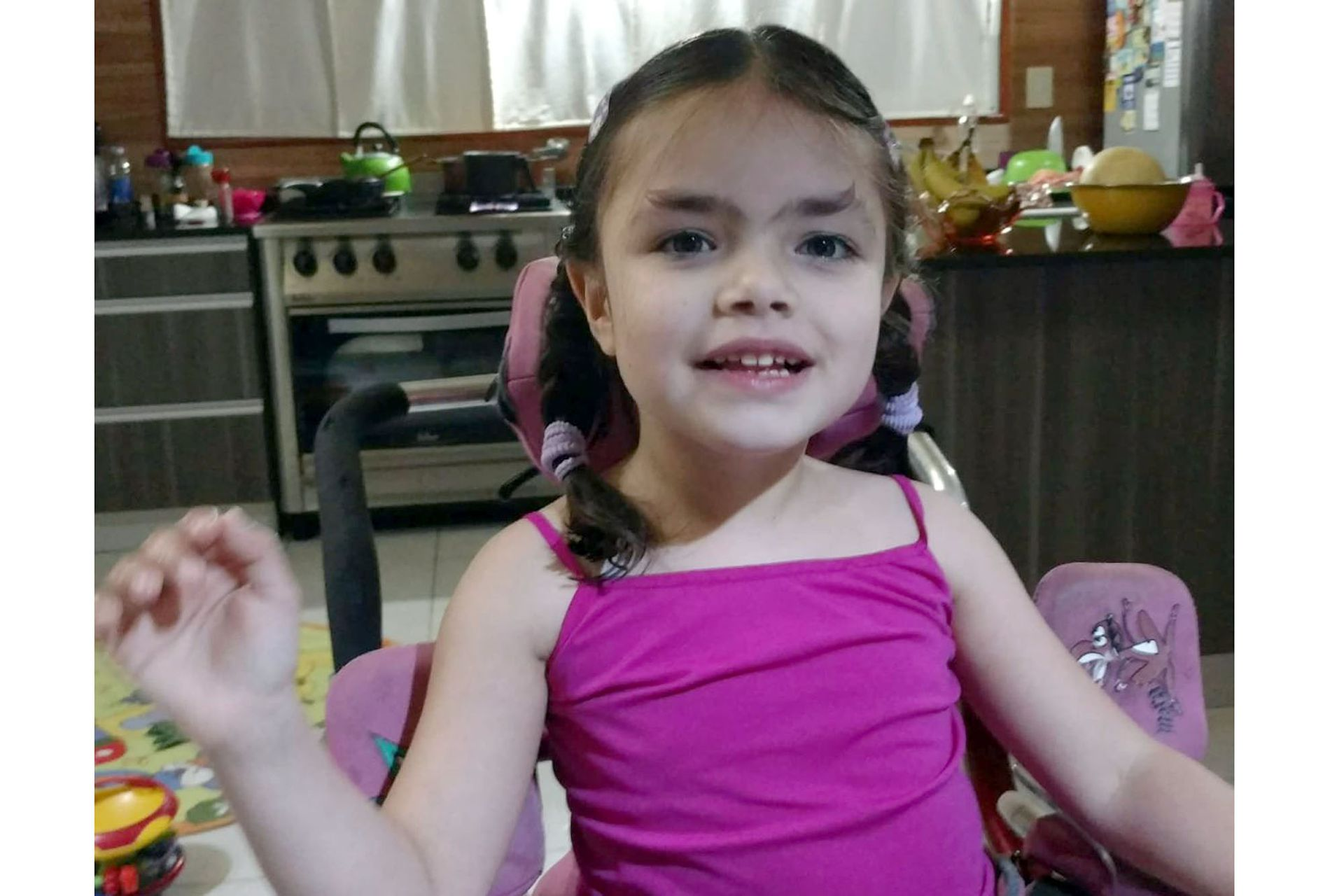 Josefina llegó a tener 600 convulsiones en un día