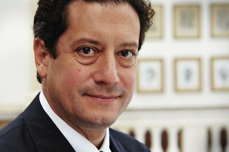 Miguel Ángel Pesce, presidente del Banco Central