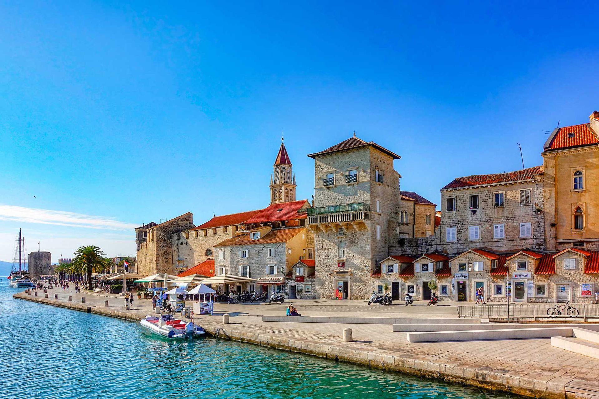Trigor en Croacia, los Silver eligen destinos menos conocidos