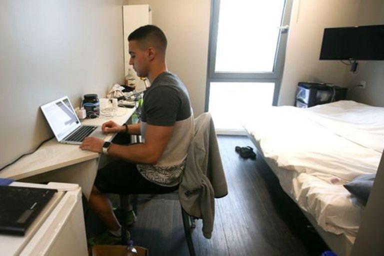 Muchos inversores los arriendan en plataformas como Airbnb