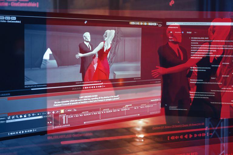 Fellini Forward, el corto inspirado en Federico Fellini creado con la ayuda de inteligencia artificial